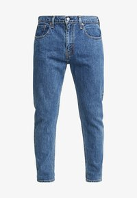 502™ TAPER HI BALL - Jeans fuselé - blue comet base