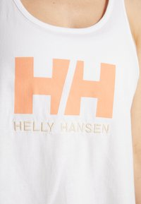 Helly Hansen - LOGO SINGLET - Top - white - 5