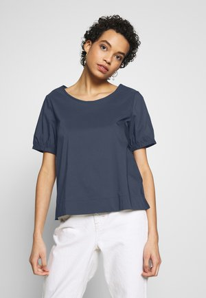 BLOUSE - Blouse - navy
