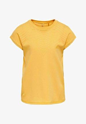 T-shirt basic - banana