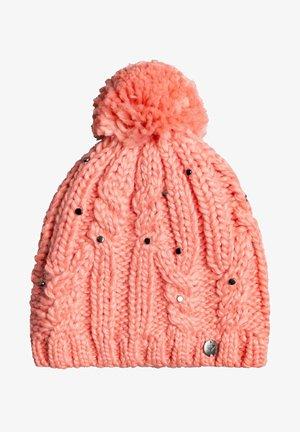 Mütze - fusion coral