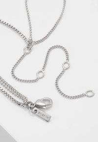 Pilgrim - NECKLACE - Necklace - silver-coloured - 2