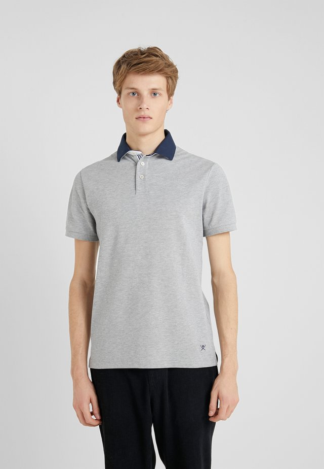 RIVIERA - Polo - grey