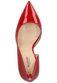 NeroGiardini - PUMPS - Classic heels - ciliegia 624 - 5