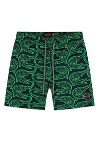 Shiwi - ALLIGATOR - Swimming shorts - irish green - 0