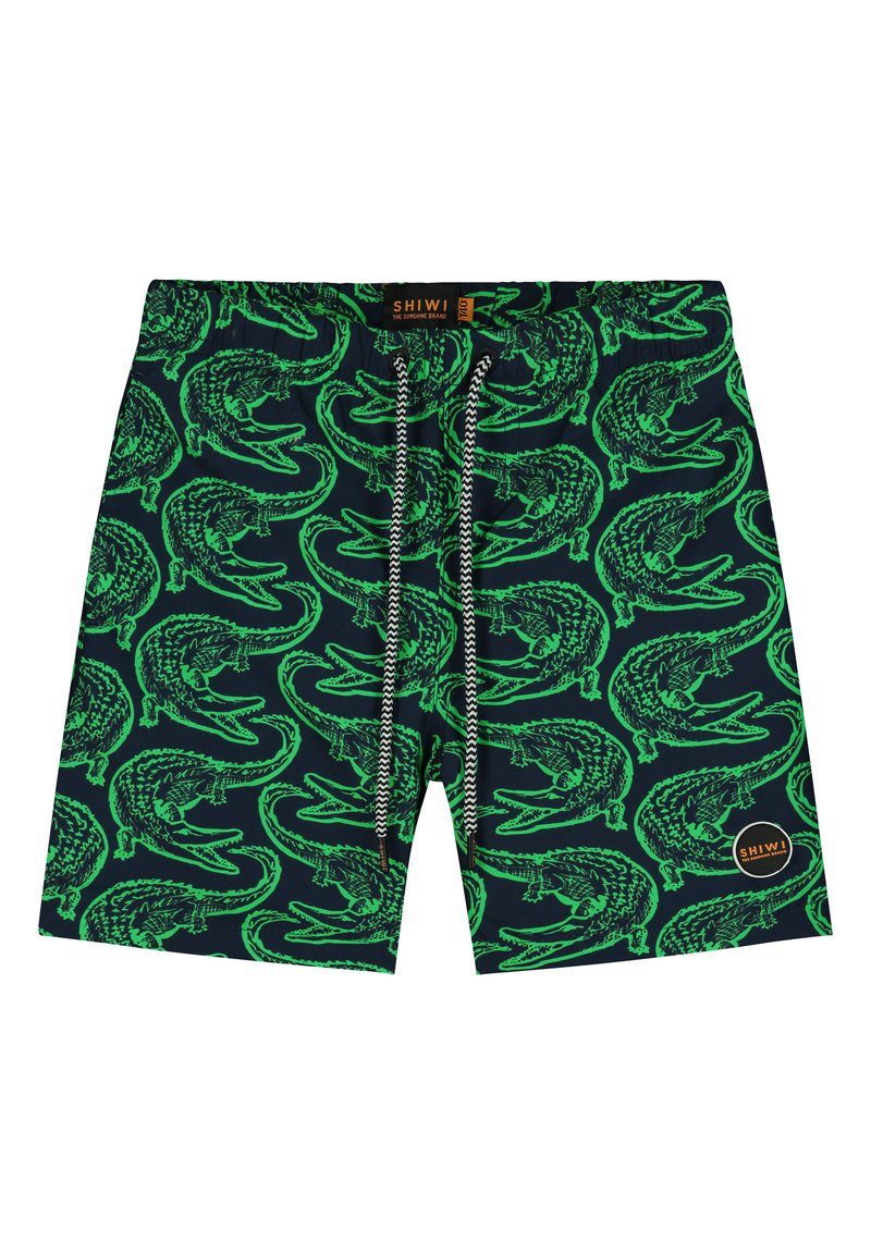 Shiwi - ALLIGATOR - Swimming shorts - irish green