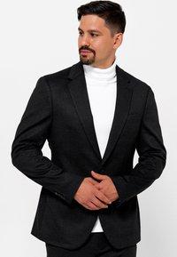 Jeff - OSCAR - Blazer jacket - mini herringbone - 10