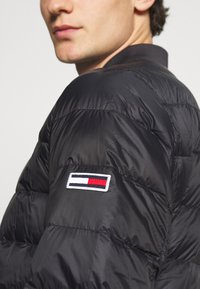 Tommy Jeans - LIGHT JACKET - Down jacket - black - 4