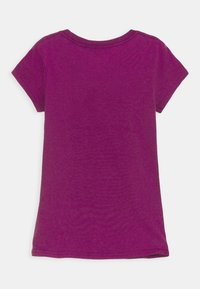 Converse - SHOE STACK TEE - Print T-shirt - icon violet - 1