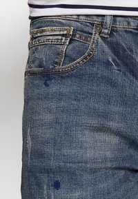 Gianni Lupo - Jean slim - blue denim