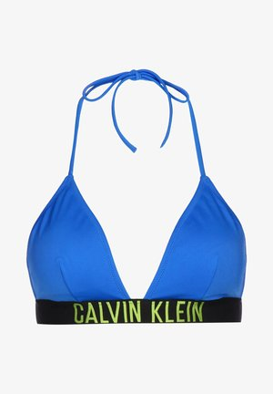 Bikini top - electric blue lemonade