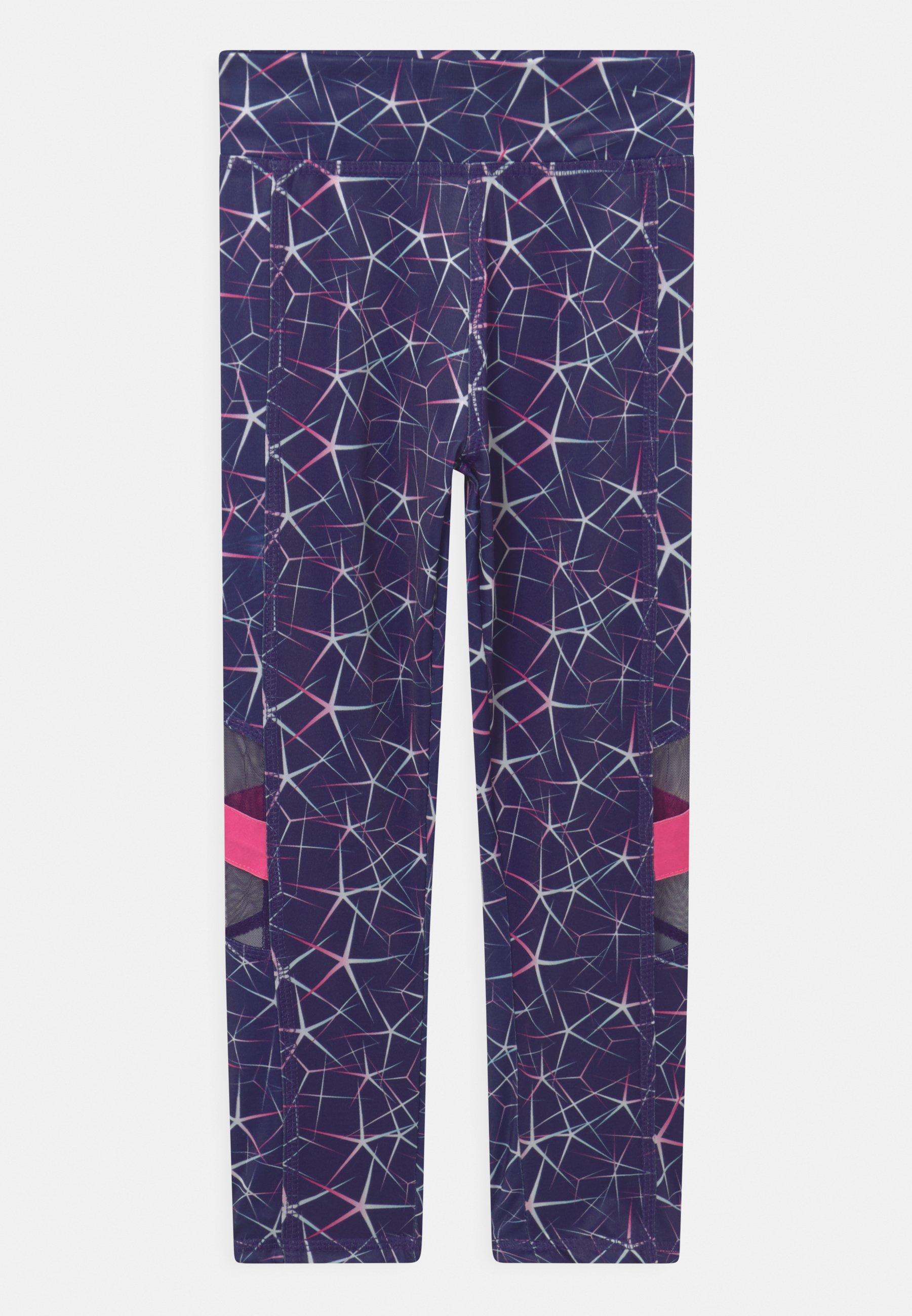 Kids GEO PRINT ANKLE - Leggings - Trousers