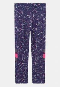 Reebok - GEO PRINT ANKLE - Leggings - multi-coloured - 0