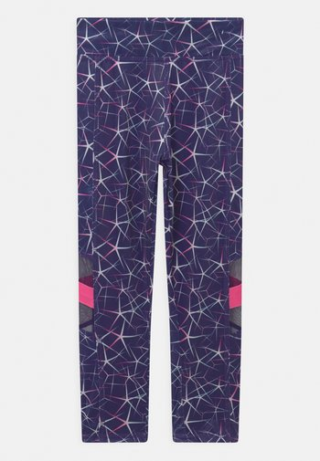 GEO PRINT ANKLE - Leggings - Trousers - multi-coloured
