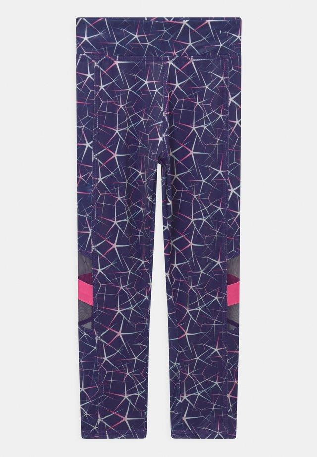 GEO PRINT ANKLE - Leggings - multi-coloured