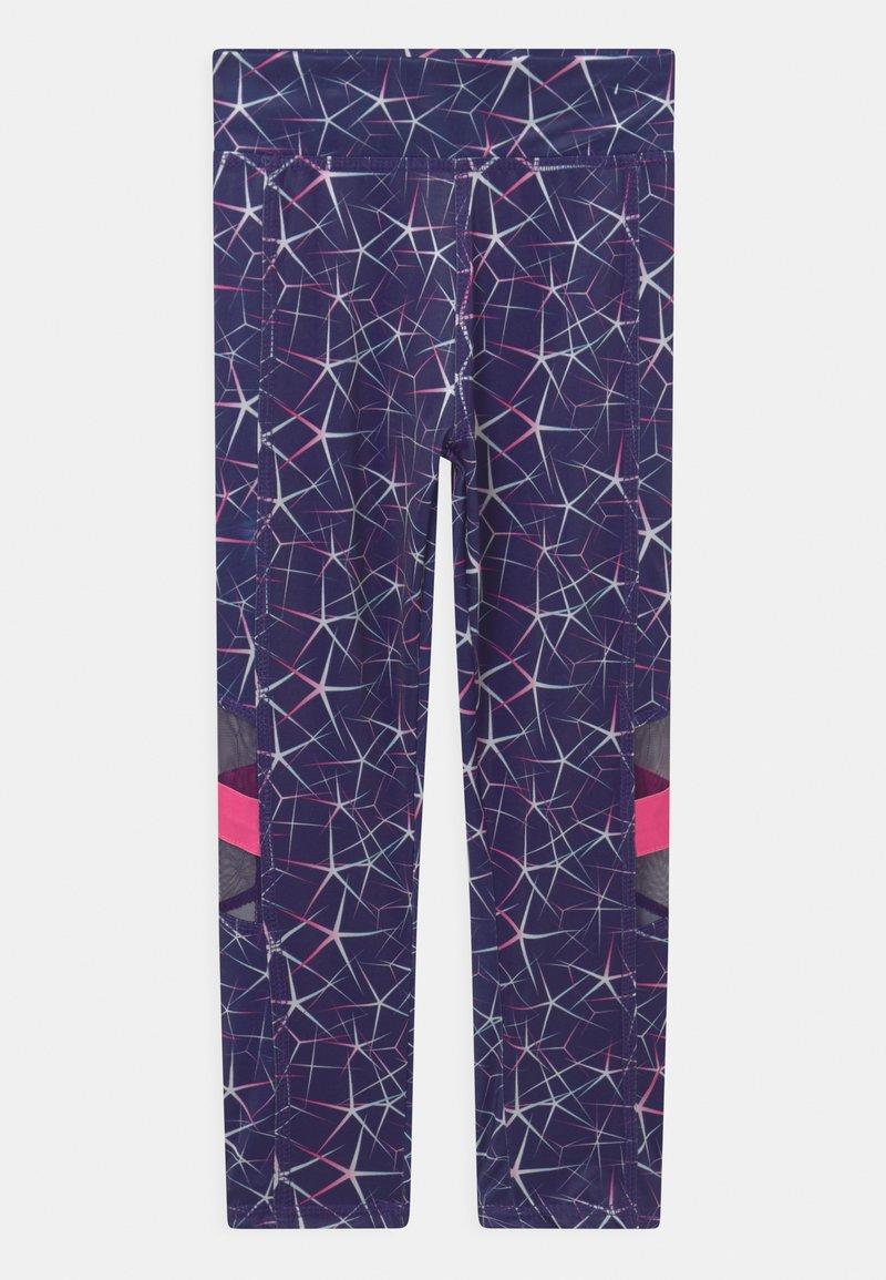 Reebok - GEO PRINT ANKLE - Leggings - multi-coloured