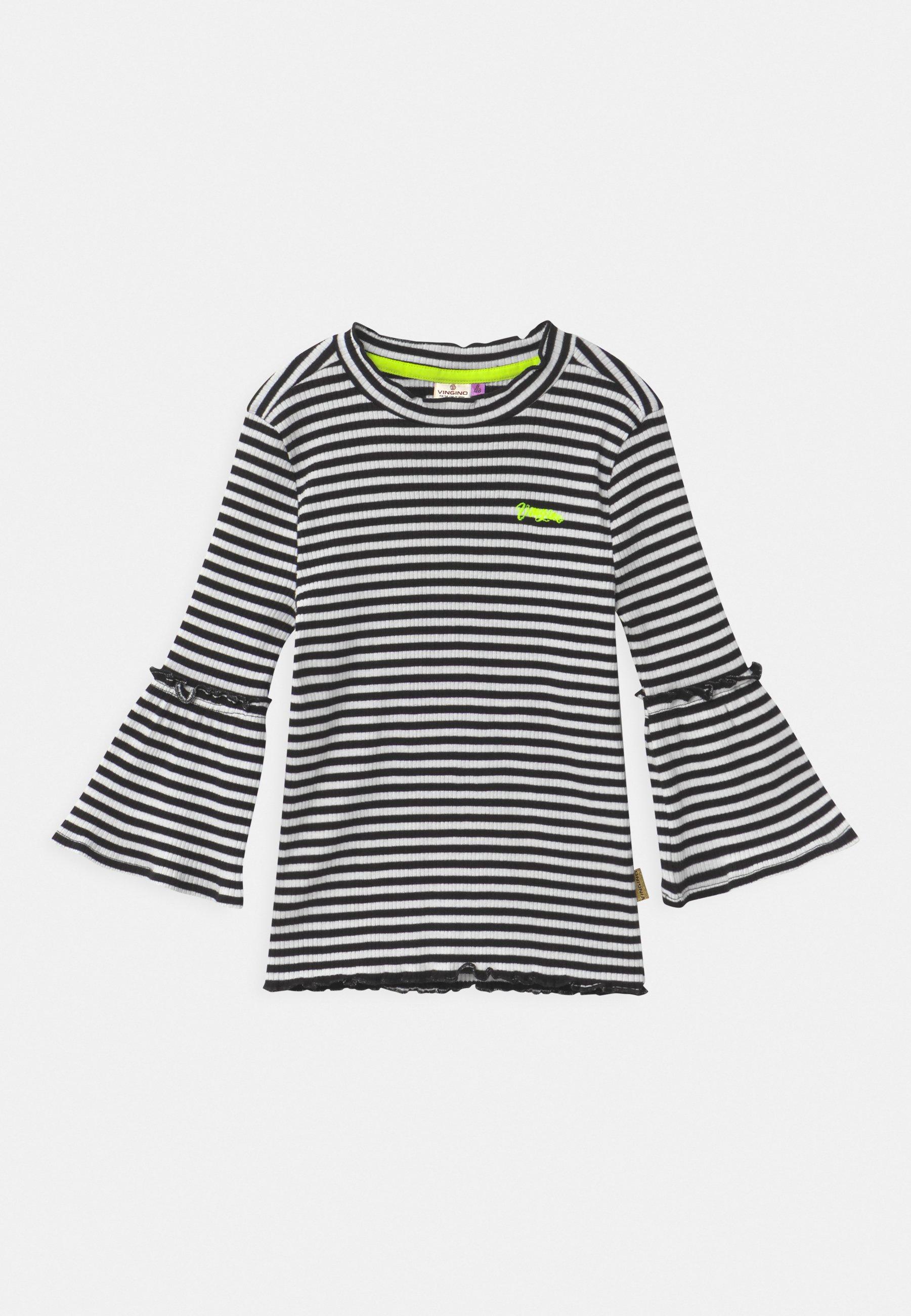 Kids JEZZIME STRIPE BELL SLEEVE - Long sleeved top