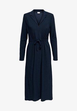 Day dress - dark navy