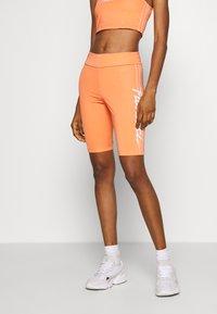 adidas Originals - CYCLING - Shorts - semi coral - 0