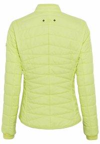 camel active - Winter jacket - lime - 6