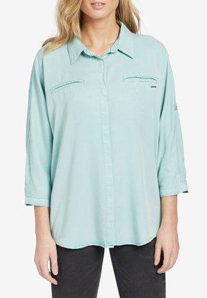 MYMA - Overhemdblouse - turquoise