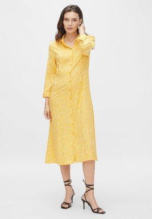 JANICE - Shirt dress - citrus
