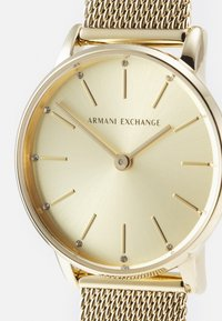 Armani Exchange - Montre - gold - 4
