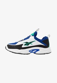 Reebok Classic - DMX SERIES 2K LIGHT BREATHABLE SHOES - Joggesko - cobalt/white/emerald - 0