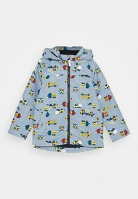 Name it - NMMMAX JACKET CONSTRUCT - Waterproof jacket - dusty blue - 0