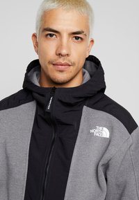 The North Face - GRAPHIC HOOD - Hoodie - medium grey heather - 3