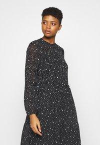 Even&Odd - Shirt dress - black/white - 3