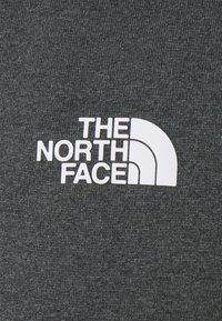 The North Face - TANKEN TANK VANADIS - Print T-shirt - mottled grey - 2