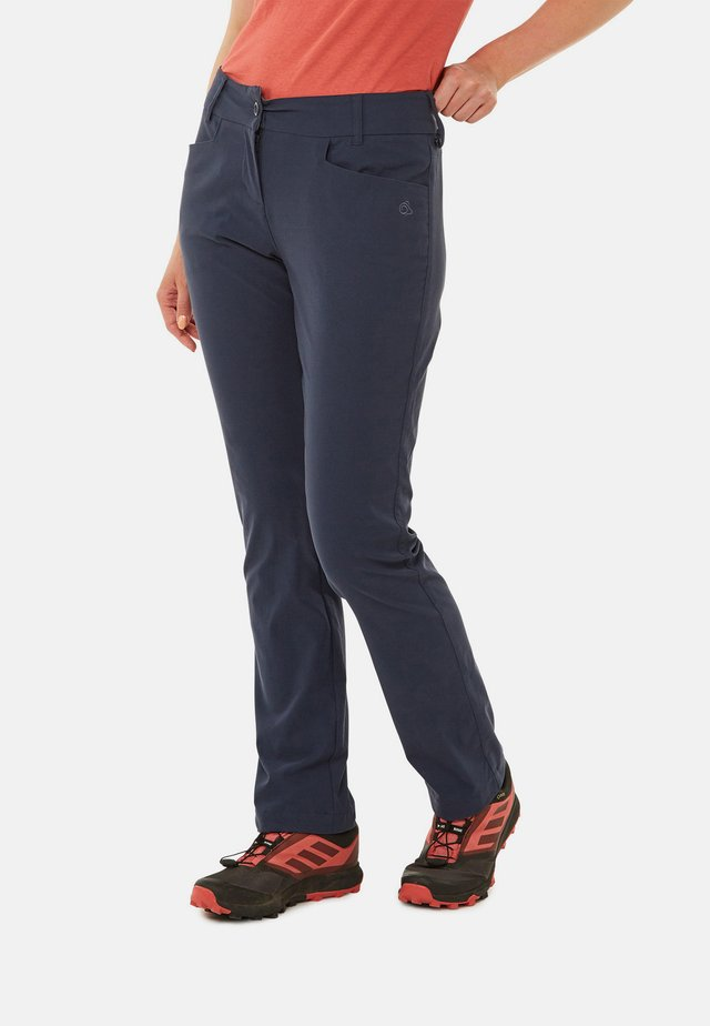 NOSILIFE CLARA - Chinos - soft navy