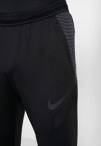Nike Performance - DRY STRIKE PANT - Tracksuit bottoms - black/anthracite - 5