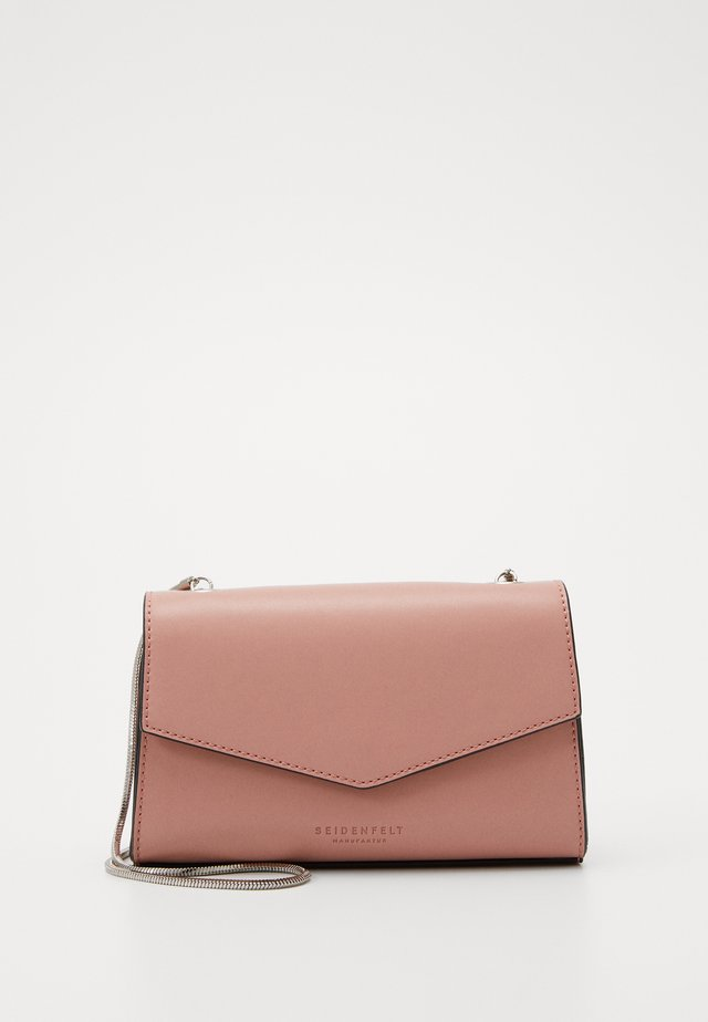 RISOR - Across body bag - dark blush