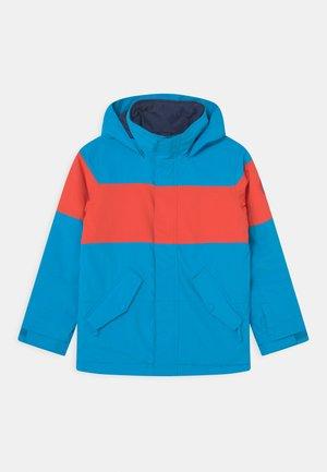 BOYS SYMBOL - Snowboardová bunda - dresden blue/fiesta red