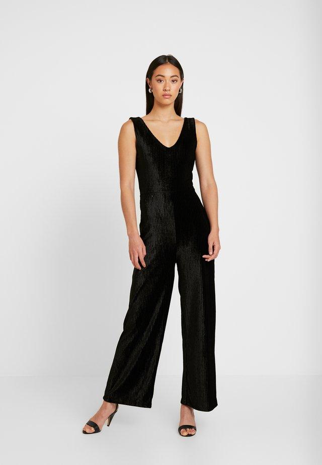 LEELA - Overall / Jumpsuit - schwarz