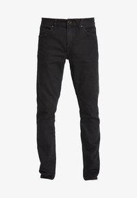 Volcom - VORTA - Straight leg jeans - black - 3