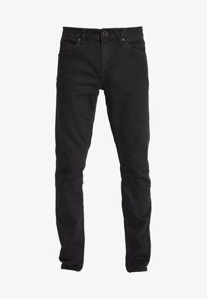 VORTA - Straight leg jeans - black