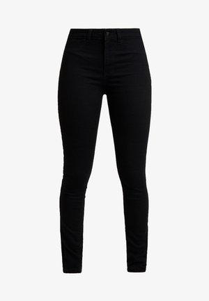 JDYNIKKI HIGH - Jeans Skinny Fit - black denim