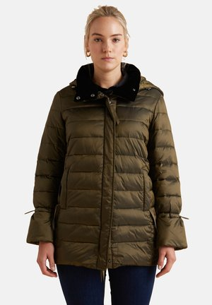 Winter coat - verde