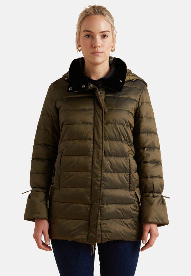 Winter coat - verde