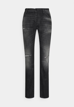 POCKETS PANT - Džíny Slim Fit - anthracite