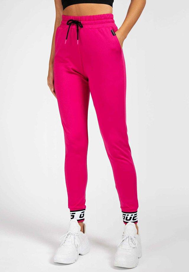 LONG - Pantaloni sportivi - mehrfarbe rose
