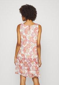 comma - KURZ - Denní šaty - multi-coloured - 2