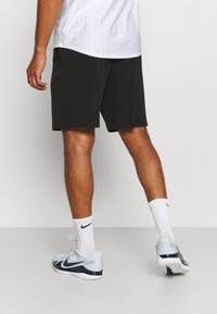 Lacoste Sport - TENNIS SHORT - Sports shorts - noir/blanc - 2