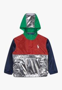 Polo Ralph Lauren - OUTERWEAR - Lehká bunda - gunmetal - 0