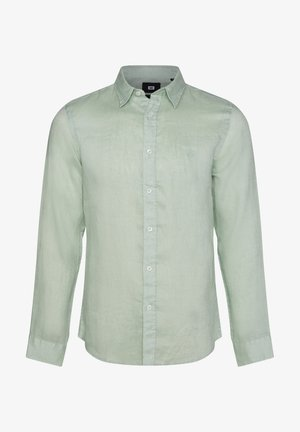 SLIM-FIT - Vapaa-ajan kauluspaita - mint green