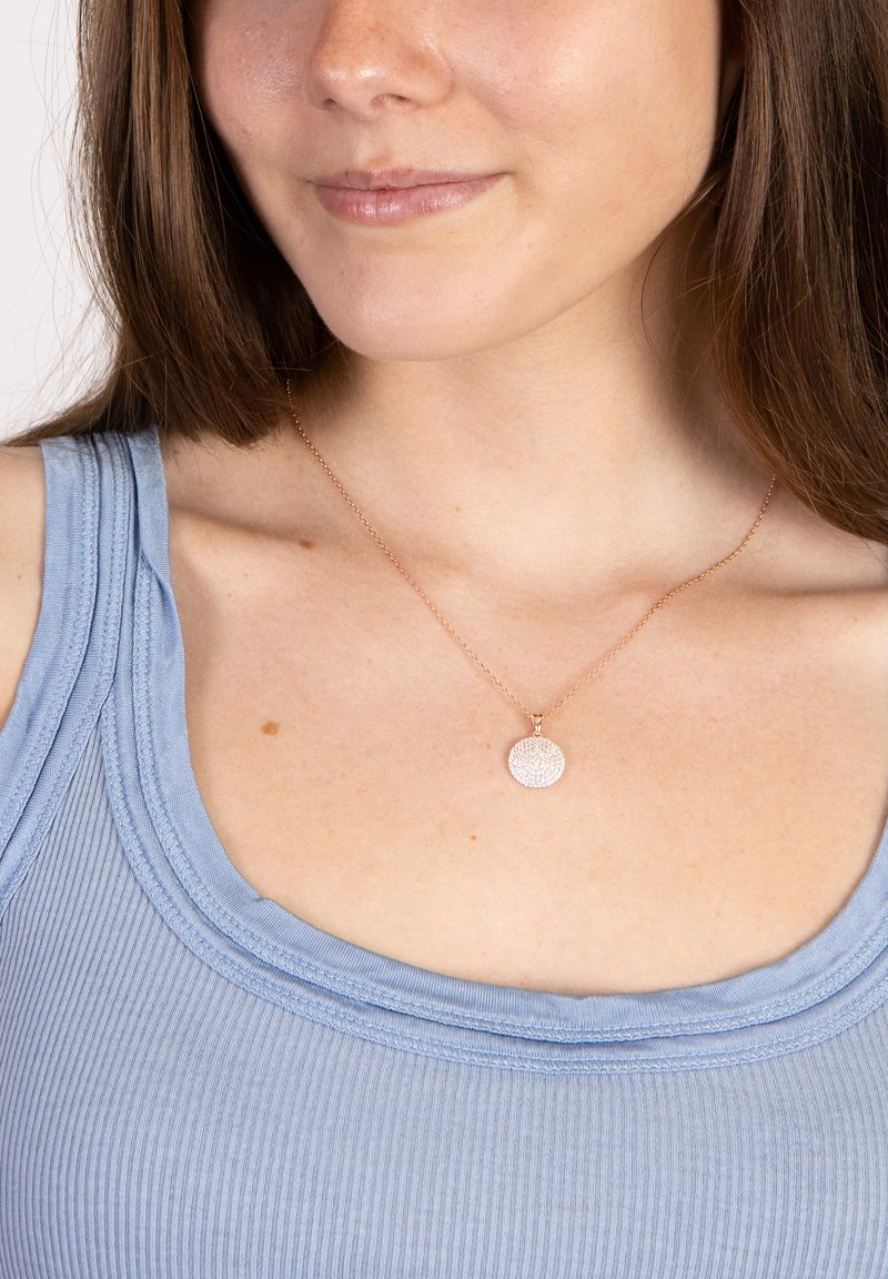Joanli Nor - BELLNOR - Necklace - rose gold plated