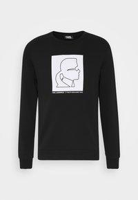 KARL LAGERFELD - Sweatshirt - black/white - 5